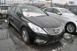 Hyundai Grandeur. PHANTOM BLACK (TB7)