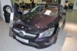 Mercedes-Benz CLA-Class 2013 - 2016 — ФИОЛЕТОВОЕ СЕВЕРНОЕ СИЯНИЕ МЕТАЛЛИК (592)
