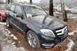 Mercedes-Benz GLK-Class. СИНИЙ КАВАНСИТ МЕТАЛЛИК (890)