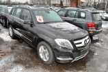 Mercedes-Benz GLK-Class. ЧЕРНЫЙ НЕМЕТАЛЛИК (040)