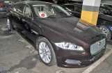 Jaguar XJ. BLACK AMETHYST (PVS)