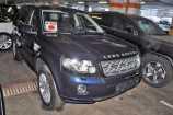 Land Rover Freelander. ТЕМНО-СИНИЙ (LOIRE BLUE)