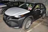 Lexus NX200. ЧЕРНЫЙ (217/212/223)
