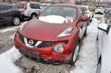 Nissan Juke. КРАСНЫЙ (Z10)