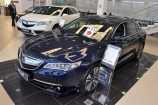 Acura TLX. OBSIDIAN BLUE (ПЕРЛАМУТР)