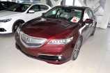 Acura TLX. BASQUE RED (ПЕРЛАМУТР)