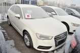 Audi A3. БЕЛЫЙ АМАЛЬФИ (AMALFI WHITE) (Y5Y5)