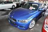 BMW 3-Series. СИНИЙ ЭШТОРИЛ II, МЕТАЛЛИК (B45)