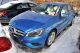 Mercedes-Benz A-Class. ЮЖНО-МОРСКОЙ ГОЛУБОЙ МЕТАЛЛИК (162)
