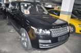 Land Rover Range Rover. ЧЕРНЫЙ (AUTOBIOGRAPHY BLACK)