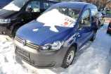 Volkswagen Caddy. СИНИЙ RAVENNA МЕТАЛЛИК (5Z5Z)