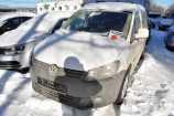 Volkswagen Caddy. БЕЛЫЙ CANDY (B4B4)
