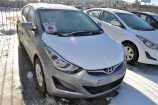 Hyundai Elantra. HYPER SILVER (N5S)