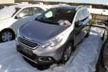 Peugeot 2008. СЕРЕБРИСТЫЙ (GRIS ARTENSE) (F4M0)