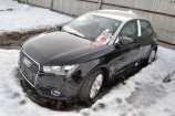 Audi A1. ЧЕРНЫЙ, ПЕРЛАМУТР (MYTHOS BLACK)/СЕРЕБРИСТЫЙ, МЕТАЛЛИК (FLOR (0EL5)