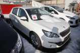 Peugeot 308. БЕЛЫЙ ПЕРЛАМУТР (BLANC NACRE) (N9M6)