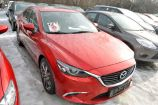 Mazda Mazda6. SOUL RED METALLIC_КРАСНЫЙ (41V)
