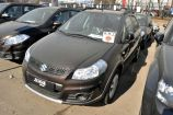 Suzuki SX4. BISON BROWN PEARL METALLIC (ZUC)