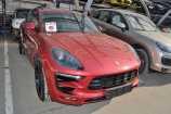 Porsche Macan. МАЛИНОВЫЙ МЕТАЛЛИК (IMPULSE RED) (L4)