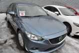 Mazda Mazda6. BLUE REFLEX MICA_ТЕМНО-ГОЛУБОЙ (42B)