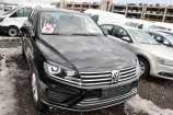 Volkswagen Touareg. ЧЕРНЫЙ DEEP ПЕРЛАМУТР (2T2T)