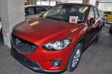 Mazda CX-5. ZEAL RED (КРАСНЫЙ) (41G)