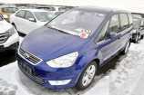 Ford Galaxy. DEEP IMPACT BLUE_СИНИЙ