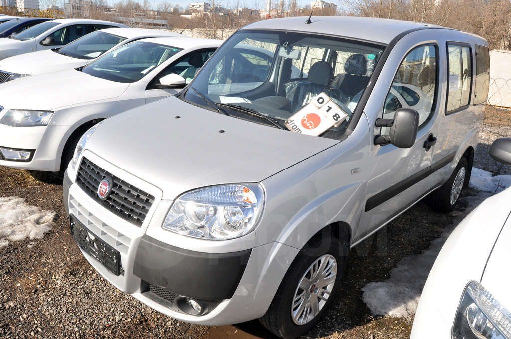 citroen berlingo или fiat doblo