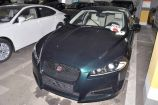 Jaguar XF. BRITISH RACING GREEN
