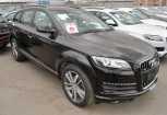 Audi Q7. ЧЕРНЫЙ, МЕТАЛЛИК (MYTHOS BLACK) (0E0E)