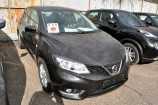 Nissan Tiida. ЧЕРНЫЙ (Z11)