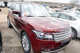 Land Rover Range Rover. КРАСНЫЙ (MONTALCINO RED)