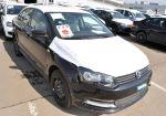 Volkswagen Polo. ЧЕРНЫЙ «DEEP BLACK» ПЕРЛАМУТР (2T2T)